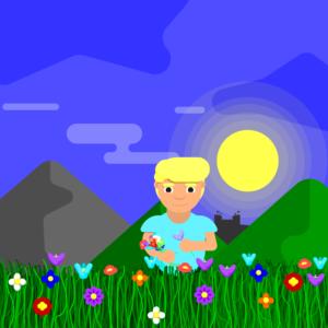 Godnathistorier - Drengen der forstod ikke at frygte